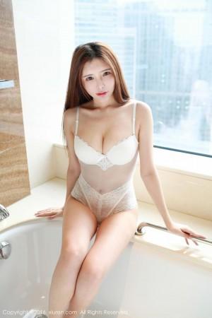 内衣诱惑美胸性感美女美女模特秀人网-[夏小秋]超高清写真图片|1620066374更新