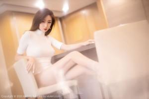 连体衣丝袜美腿嫩模腿控福利美女模特语画界-[安琪Yee]超高清写真图片|1620410487更新