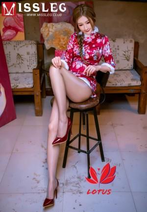 黑丝美腿内衣诱惑旗袍美女肚兜美女模特MISSLEG蜜丝-[顾桥楠]超高清写真图片 1620389461更新