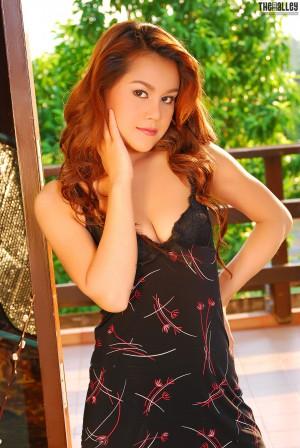 VOL.545 [TheBlackAlley/TBA黑巷] Katerina Lin 睡衣系列高品质壁纸大图
