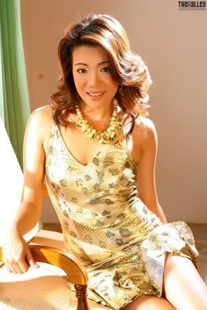 VOL.162 [TheBlackAlley] Wendy Yee 优雅贵妇人高品质壁纸大图