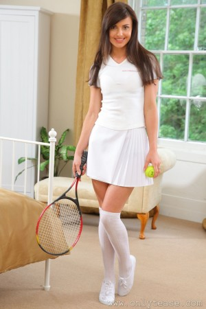 VOL.260 [OnlyTease] Caroline 羽毛球少女高品质壁纸大图