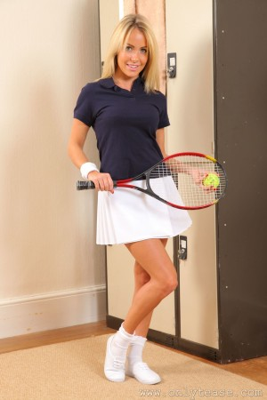 VOL.281 [OnlyTease] Becky R 羽毛球运动装高品质壁纸大图