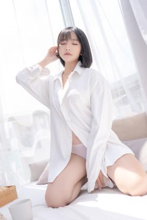VOL.364 Messie Huang 《Boyfriend's shirt 》高品质壁纸大图