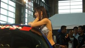 VOL.775 韩国车模黄美姬《车展图片大》第2部高品质壁纸大图