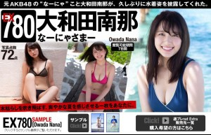 VOL.590 [WPB]大胸阳光海边美女萌女:大和田南那高品质写真套图(74P)