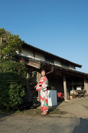 VOL.885 [Minisuka.tv]和服清新:山中真由美高品质写真套图(54P)