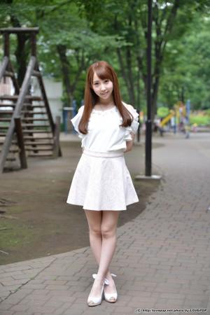 VOL.515 [LovePop]街拍连衣裙软妹清纯少女:宇佐美舞(宇佐美まい)高品质写真套图(63P)