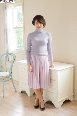 VOL.426 [Girlz-High]丝袜诱惑日本少妇:神前司(神前つかさ)高品质写真套图(51P)