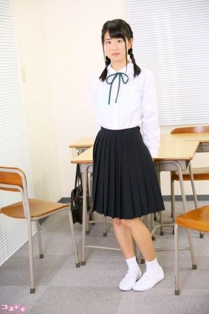 VOL.327 [Cosdoki]学生装:浅仓真凛(浅倉真凛)高品质写真套图(42P)