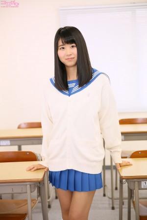 VOL.385 [Cosdoki]学生装:浅仓真凛(浅倉真凛)高品质写真套图(35P)
