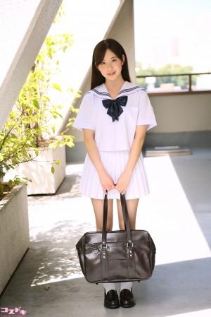 VOL.869 [Cosdoki]校服:叶山夏恋(葉山夏恋)高品质写真套图(60P)