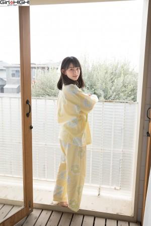 VOL.904 [Girlz-High]睡衣:河村楓華(河村みるく)高品质写真套图(41P)