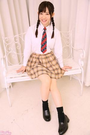 VOL.669 [Cosdoki]学生装:一之濑恋(一ノ瀬恋鲇菜虹恋あゆな虹恋)高品质写真套图(50P)