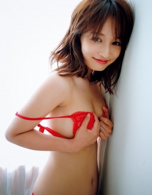 VOL.591 [FRIDAY]日本嫩模:わたなべ麻衣高品质写真套图(6P)