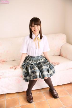 VOL.340 [Cosdoki]JK制服:成瀬りお高品质写真套图(70P)