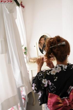 VOL.191 [Digi-Gra]和服:友田彩也香高品质写真套图(80P)