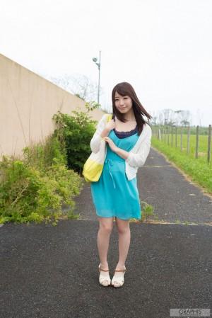 VOL.95 [Graphis]日本萌妹子日本嫩模:初美沙希(はつみさき)高品质写真套图(39P)