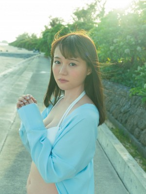 VOL.607 [FRIDAY]清纯正妹软妹:尾崎由香高品质写真套图(6P)