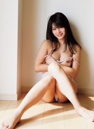 VOL.107 [FRIDAY]诱惑美乳:春菜惠(春菜めぐみ)高品质写真套图(6P)