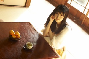 VOL.640 [Bomb.TV]清纯极品清新唯美女神:逢泽莉娜(逢沢りな)高品质写真套图(49P)
