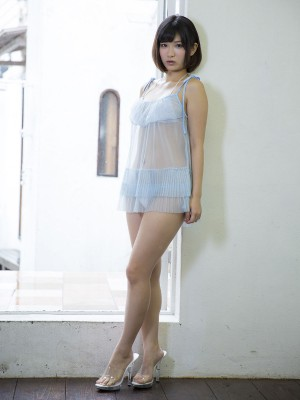 VOL.305 [Sabra]美乳日本萌妹子性感少女:谷かえ高品质写真套图(40P)