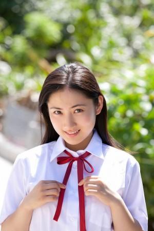 VOL.719 [YS Web]校服美少女外拍阳光:入江纱绫(紗綾)高品质写真套图(100P)