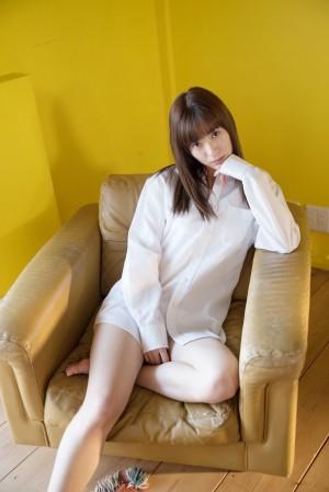 VOL.449 [Hello! Project Digital Books]女神衬衫日本嫩模:生田衣梨奈高品质写真套图(100P)