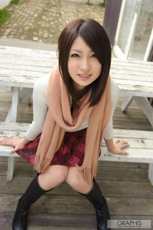 VOL.531 [Graphis]极品居家美女日本萌妹子女艺人少女:矢野沙纪(やのさき)高品质写真套图(37P)