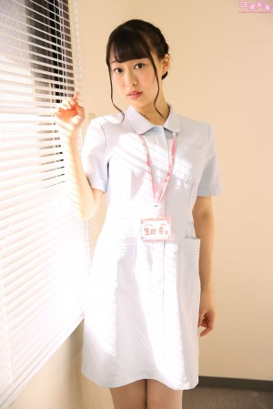 VOL.692 [Cosdoki]护士制服:生田奈奈(生田奈々)高品质写真套图(64P)