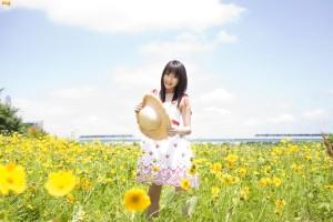 VOL.265 [Bomb.TV]清纯甜美正妹:海川瞳(海川ひとみ)高品质写真套图(48P)