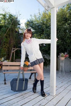 VOL.72 [Girlz-High]校服萌女:近藤麻美(近藤あさみ)高品质写真套图(40P)