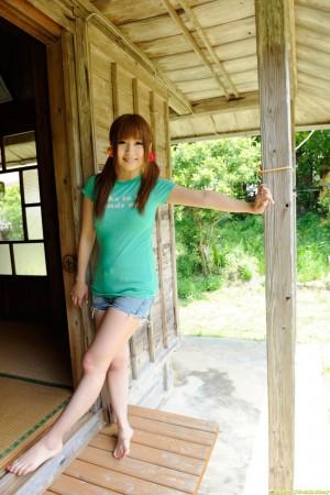 VOL.106 [DGC]热裤极品比基尼清新外拍少女:成濑心美(成瀬心美)高品质写真套图(88P)