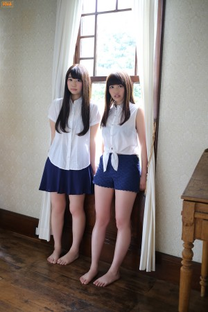 VOL.137 [Bomb.TV]可爱清纯美少女日本少女妹子:Lyrical School高品质写真套图(65P)