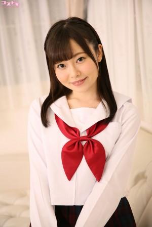 VOL.413 [Cosdoki]JK制服:西野たえ(胡桃多惠胡桃たえ)高品质写真套图(44P)
