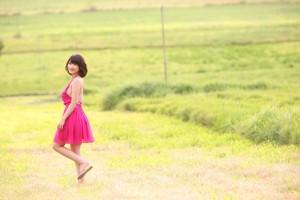 VOL.596 [Wanibooks]长裙短发气质唯美外拍:岸明日香(柚崎明日香)高品质写真套图(215P)