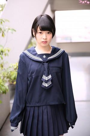 VOL.142 [Cosdoki]JK制服:石森みずほ高品质写真套图(53P)