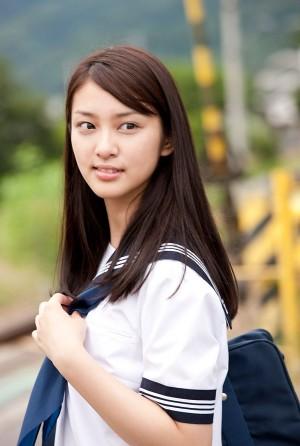 VOL.729 [Image.tv]校服清纯极品正妹妹子:武井咲高品质写真套图(30P)