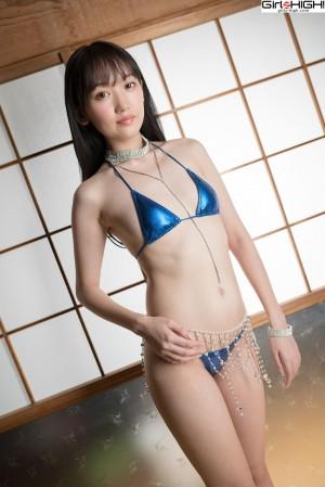 VOL.450 [Girlz-High]日本比基尼:七瀬めい高品质写真套图(37P)