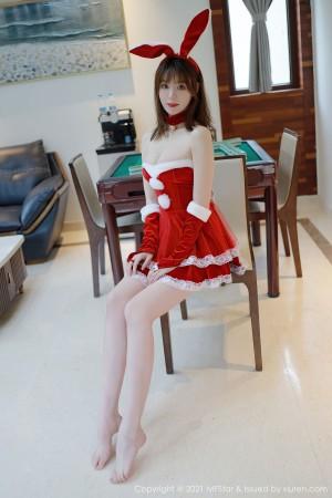 VOL.1441 [模范学院]兔女郎:yoo优优(模特yoo优优)高品质写真套图(40P)