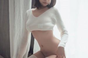 VOL.1306 [网络美女]美乳性感少女情趣毛衣:奈汐酱(奈汐酱nice)高品质写真套图(32P)