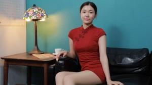 VOL.1380 [异思趣向丝享家]旗袍肉丝袜丝足:可可高品质写真套图(90P)