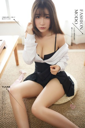 VOL.136 [尤蜜]学生装制服诱惑:绯月樱(绯月樱Cherry,谢芷馨)高品质写真套图(50P)