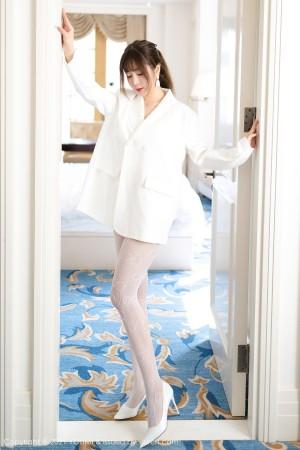 VOL.62 [尤蜜荟]网袜丝袜诱惑白丝:王雨纯(王语纯)高品质写真套图(72P)