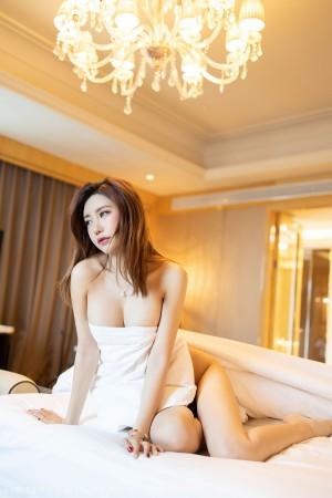 VOL.259 [美媛馆]福利床上大尺度:Carina梦绮(绮里嘉Ula)高品质写真套图(88P)