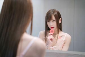 VOL.1320 [网络美女]福利浴室:星野咪兔(星小兔Meetu)高品质写真套图(26P)