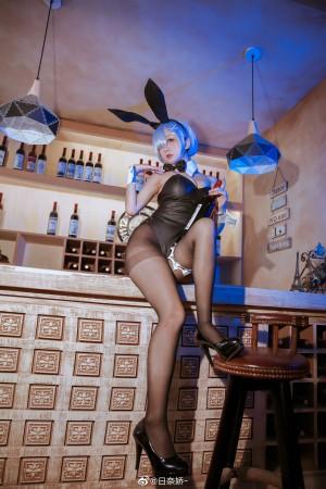 VOL.1410 [网络美女]兔女郎:日奈娇(COSER日奈娇)高品质写真套图(11P)