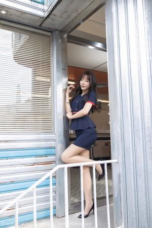 VOL.729 [秀人网]职业装制服诱惑丝袜制服:陈小喵(陈小喵Aurora,原天夕子)高品质写真套图(66P)