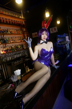 VOL.219 [网络美女]兔女郎:啊日日_Ganlory高品质写真套图(30P)