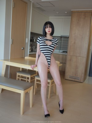 VOL.1236 [ARTGRAVIA]高叉泳装诱惑情趣内衣:Isabella高品质写真套图(74P)